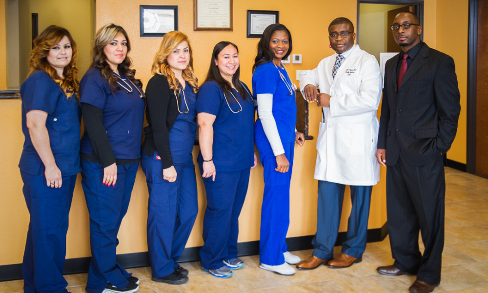 Our doctors & staff provide the highest quality care to our patients.