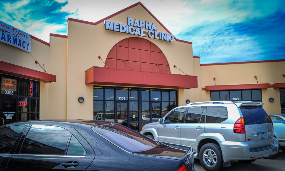 Rapha Medical Clinic - Excellence In Primary Care!